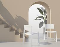 Steady chair by SVOYA studio
