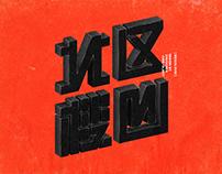 Typography - 沉淀