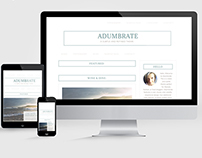 Adumbrate WordPress Blog Theme