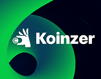Koinzer — Fast and secure cryptocurrency wallet