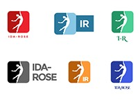 Ida-Rose Logo Ideas