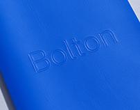 F37 Bolton specimen book