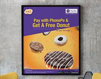 PHONEPE PRINT AD
