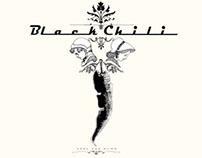 Black Chili Visual Identity