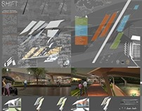 ACSA/AISC Steel Competition: Border Crossing Spring '14
