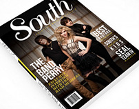 South Magazine Redesign