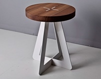 RoyaltY stool design