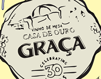 Graça Wine - Social Media Content