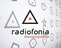 RADIOFONIA logo redesign