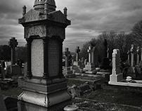 HDR - Graveyard