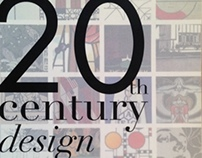 Research Based Book - 20th Century Design