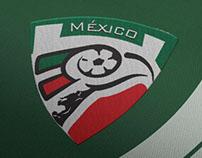 Logo Selección Mexicana de fútbol