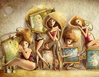 La prostitución del arte