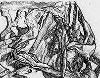 drawing: still life