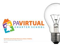 PA Virtual Internal Brand Analysis