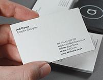 Personal Branding & Portfolio Website 2013