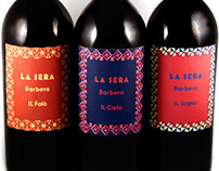 La Sera Wine Packaging
