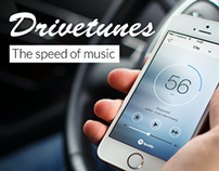 Drivetunes - The speed of music