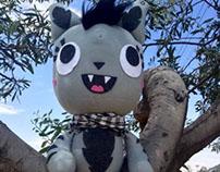 Morgana Plush Toy