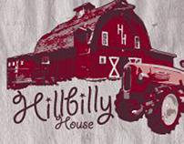 Hillbilly House Brand & Label