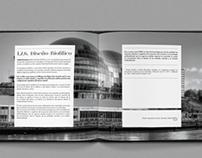 Diseño Editorial de Tesis de Arquitectura