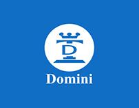 Domini international Website