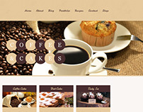 Cafe and Restaurant Theme