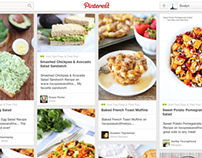 Pinterest Account Settings Redesign