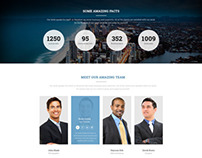 Multipurpose Creative PSD Template