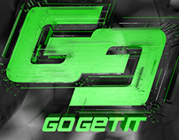 """Go Get It"" Album 3D Logo"