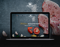 Master Pork - Web Design