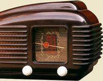 NAPA Auto Parts radio
