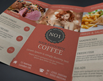Coffee Menu Template | Modern Design