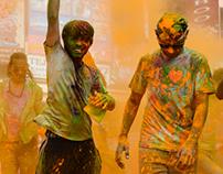 Kathmandu Colour Run 2014