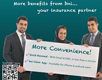 BNI Ad Campaign