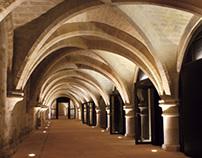 Collège des Bernardins - Landing page