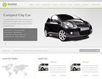 Tucana - Car Dealer Wordpress Theme