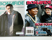 Numbers x Bonafide magazine