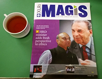 MAGIS newsmagazine for XLRI