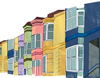 Wonky Buildings
