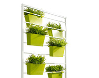 Vegetal Wall for BLOOMA