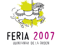 Logotipo Feria de Quintanar de la Orden (Toledo)