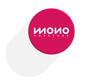 monopopstore.com web site interface design