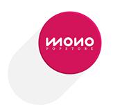 monopopstore.com web site interface design