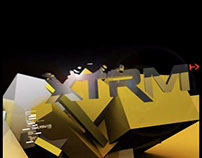 Rebranding for XTRM action television channel