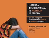 I Jornada Interprovincial de Violencia de Género