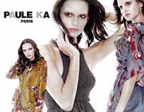 Hair : Raynald Bernard - CITIZEN K MAGAZINE - Paule Ka