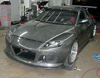 Building a Grand AM Series GT Class RX-8