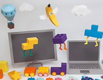 Scout Magazine - stop motion & paper craft
