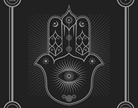 Khamsa : Hands of Fatima